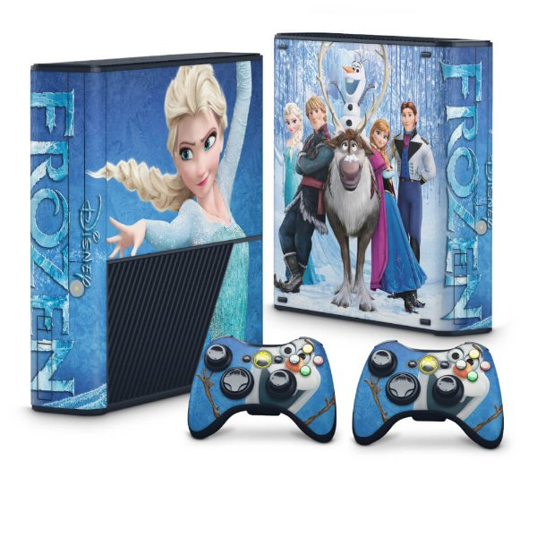 Xbox 360 Super Slim Skin - Frozen