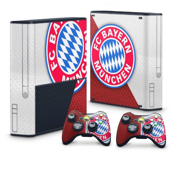 Xbox 360 Super Slim Skin - Bayern de Munique
