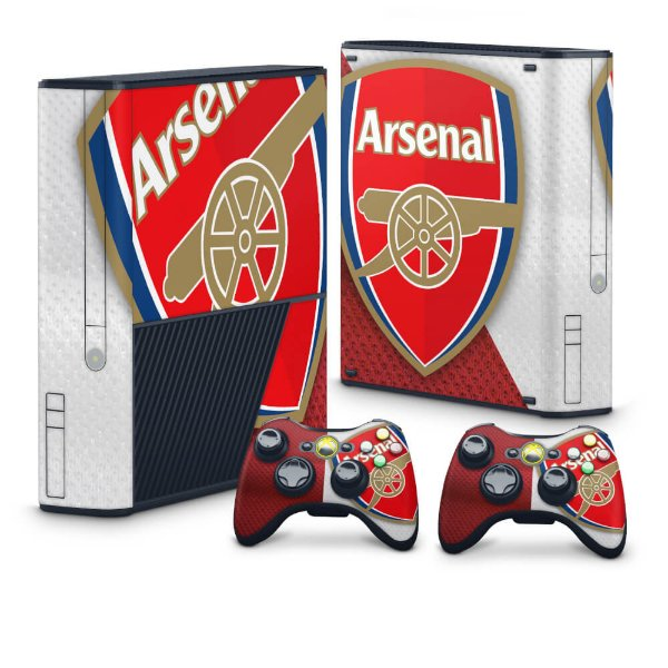 Xbox 360 Super Slim Skin - Arsenal Football Club