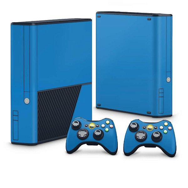 Xbox 360 Super Slim Skin - Azul Claro