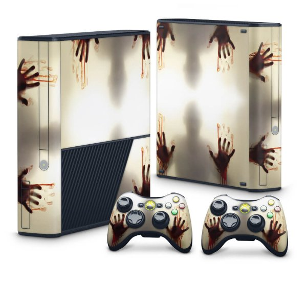 Xbox 360 Super Slim Skin - Fear The Walking Dead