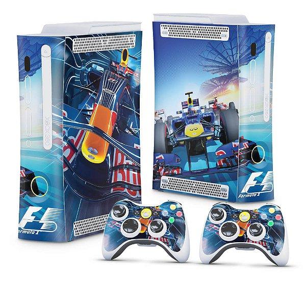 Xbox 360 Fat Skin - Formula 1 #A