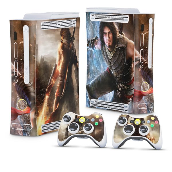 Xbox 360 Fat Skin - Prince of Persia The Forgoten Sands