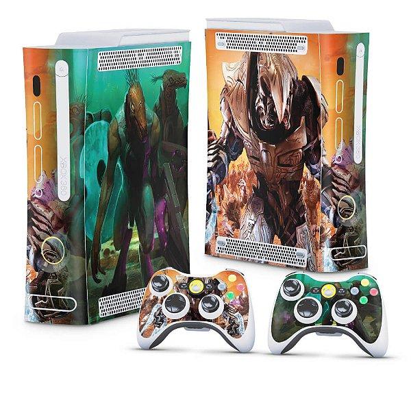 Xbox 360 Fat Skin - Halo Wars