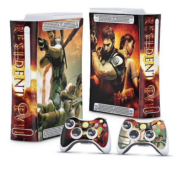 Xbox 360 Fat Skin - Resident Evil 5
