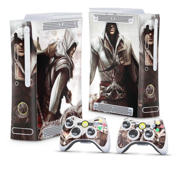 Xbox 360 Fat Skin - Assassins Creed 2