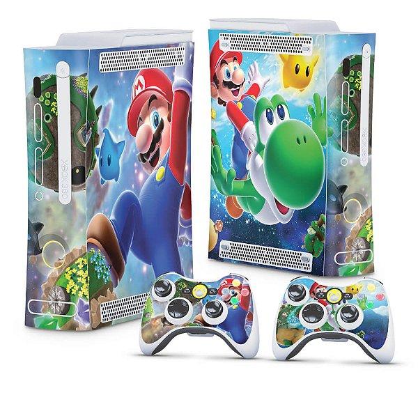 Xbox 360 Fat Skin - Super Mario