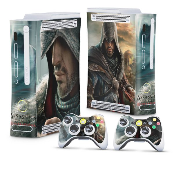 Xbox 360 Fat Skin - Assassins Creed Revelations