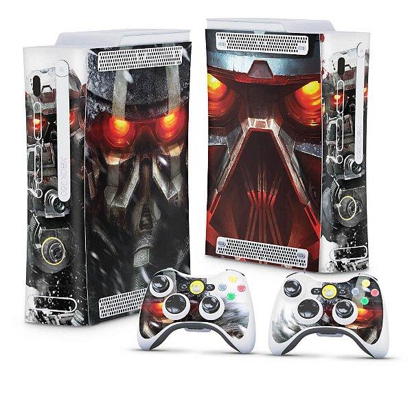 Xbox 360 Fat Skin - Killzone 3