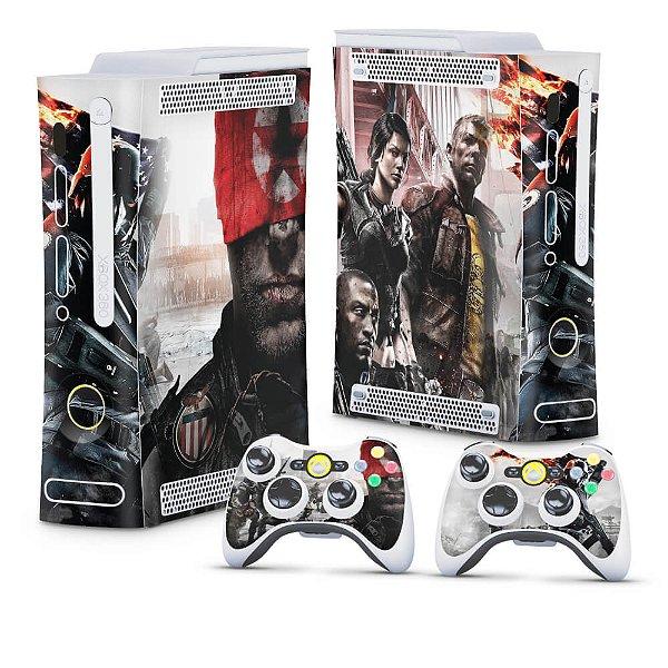 Xbox 360 Fat Skin - Homefront