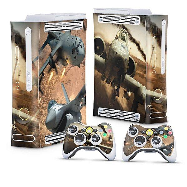 Xbox 360 Fat Skin - Tom Clancys Hawx