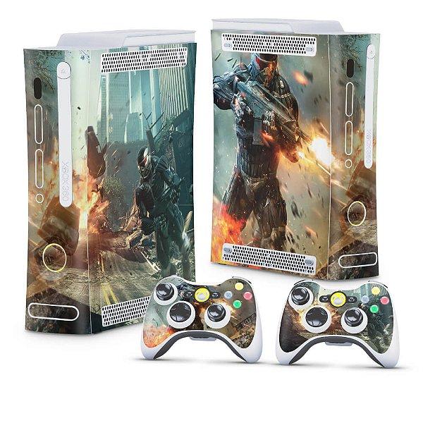 Xbox 360 Fat Skin - Crysis 2