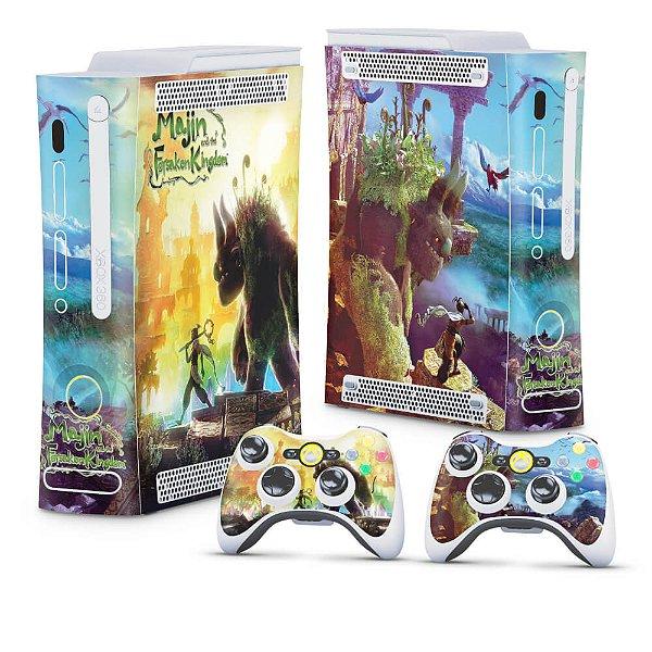 Xbox 360 Fat Skin - Majin and the Forsaken Kingdom