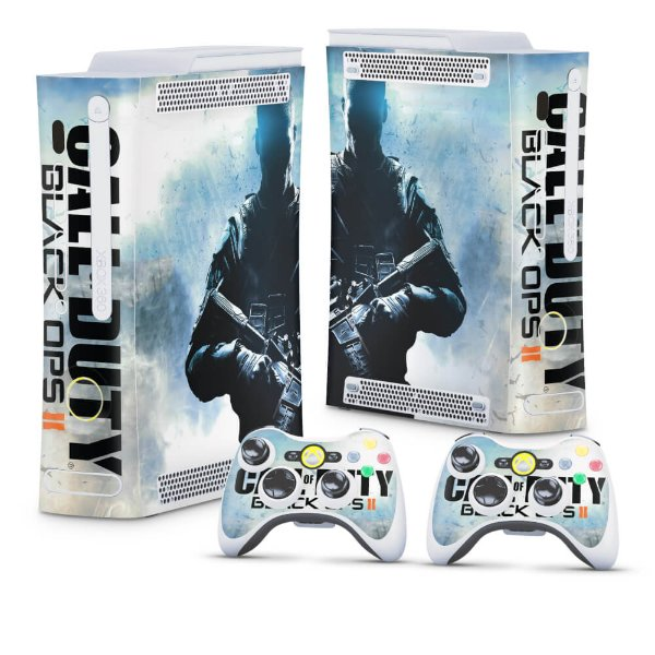 Xbox 360 Fat Skin - Call of Duty Black Ops 2