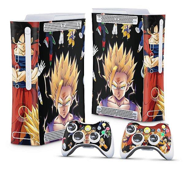 Xbox 360 Fat Skin - Dragon Ball Z