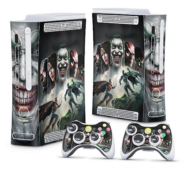 Xbox 360 Fat Skin - Injustice
