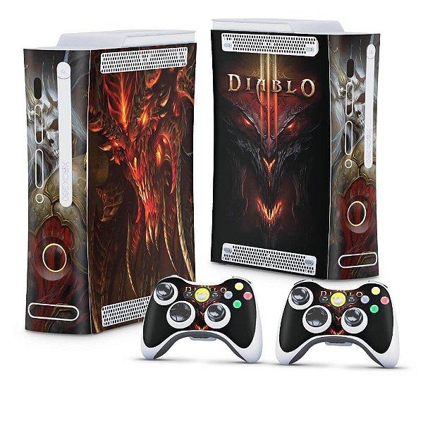 Xbox 360 Fat Skin - Diablo 3