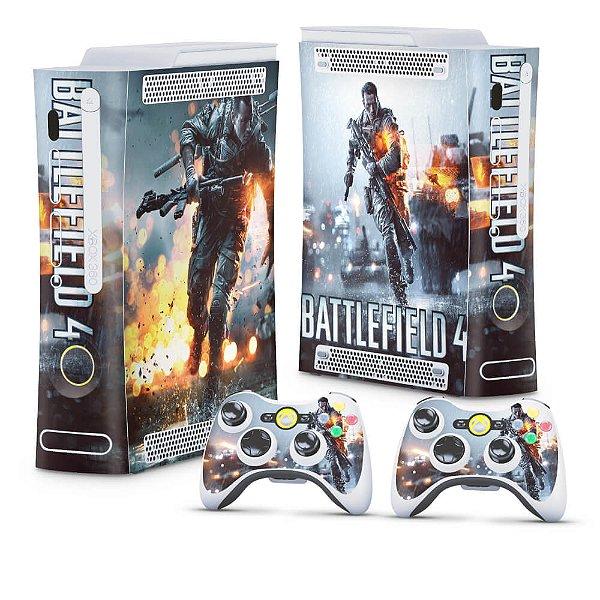 Xbox 360 Fat Skin - Battlefield 4