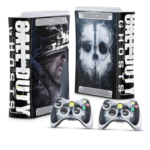 Xbox 360 Fat Skin - Call of Duty Ghosts