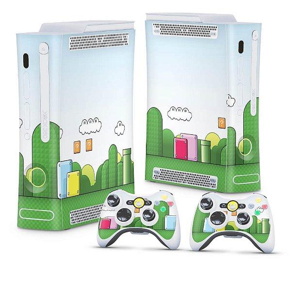 Xbox 360 Fat Skin - Super Mario Bros.