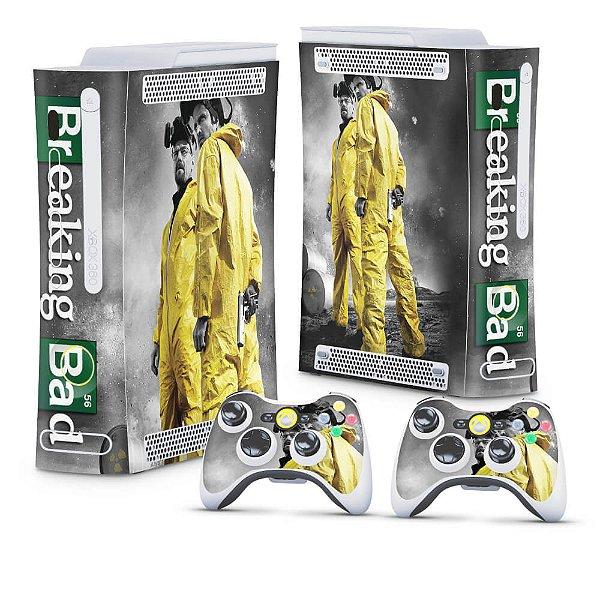 Xbox 360 Fat Skin - Breaking Bad