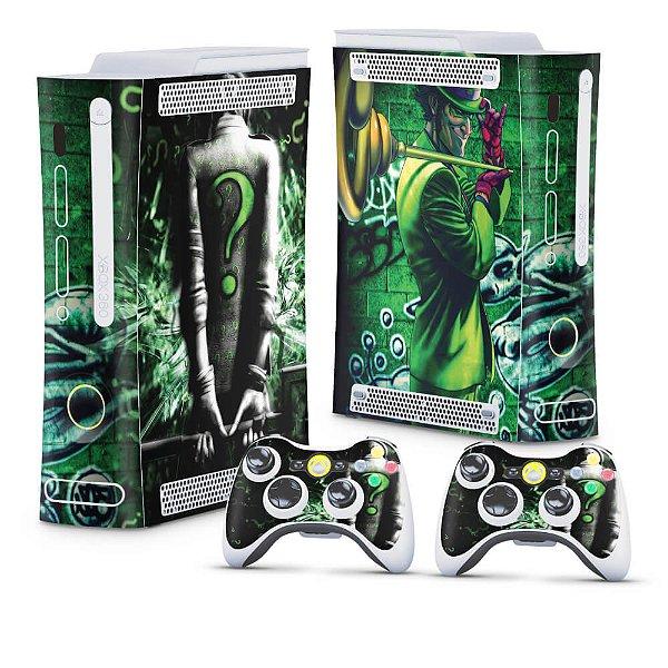 Xbox 360 Fat Skin - Charada Batman