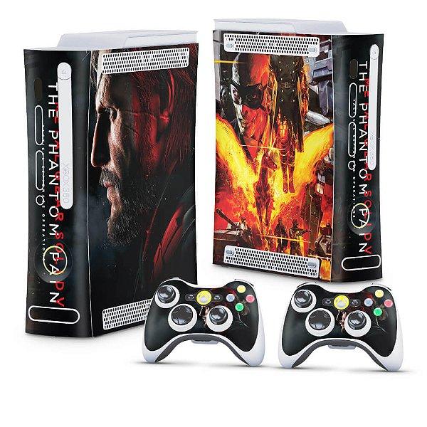 Xbox 360 Fat Skin - Metal Gear Solid 5: The Phantom Pain