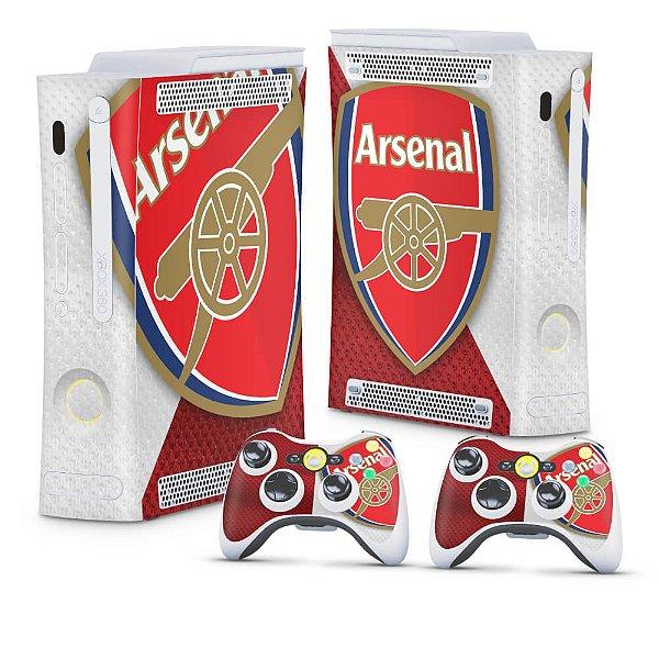 Xbox 360 Fat Skin - Arsenal Football Club