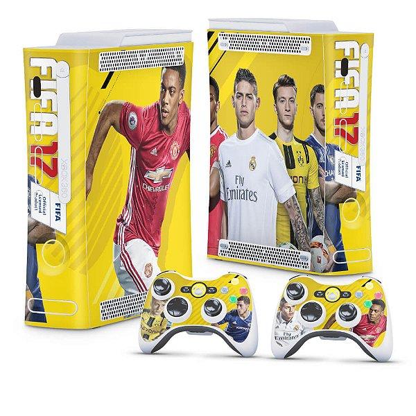 Xbox 360 Fat Skin - FIFA 17
