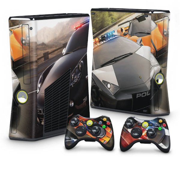 Xbox 360 Slim Skin - Need for Speed