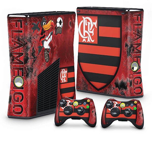 Xbox 360 Slim Skin - Flamengo