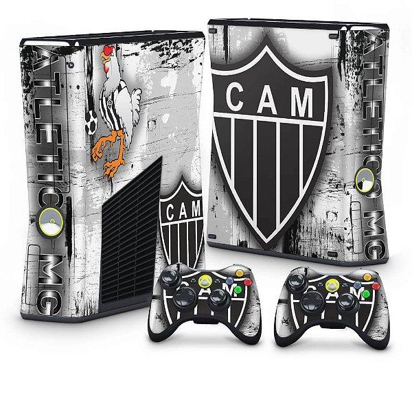 Xbox 360 Slim Skin - Atletico Mineiro