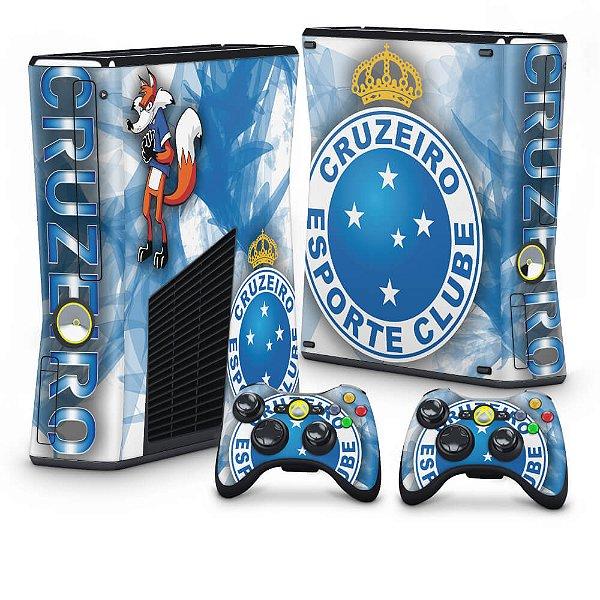 Xbox 360 Slim Skin - Cruzeiro