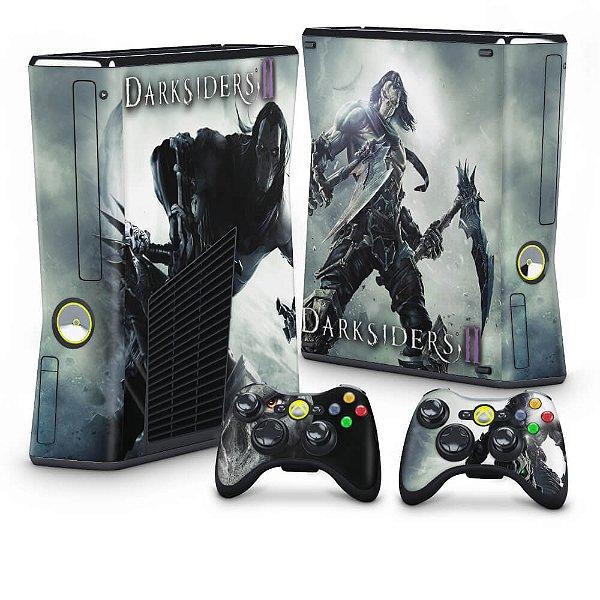 Xbox 360 Slim Skin - Darksiders 2
