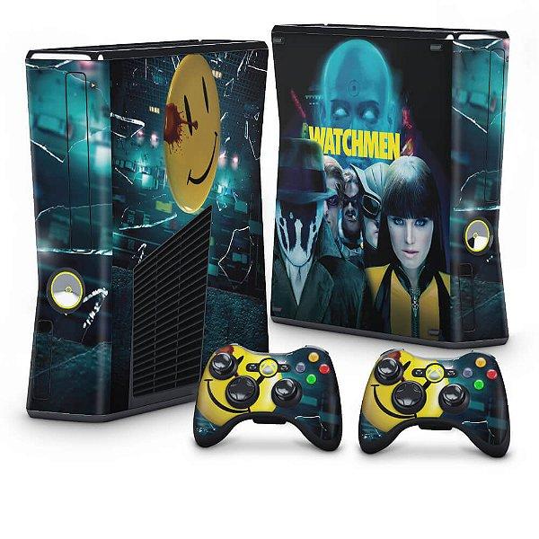 Xbox 360 Slim Skin - Watchmen