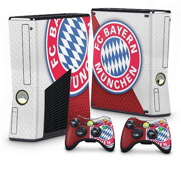 Xbox 360 Slim Skin - Bayern de Munique