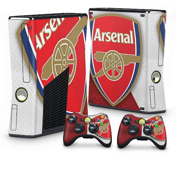 Xbox 360 Slim Skin - Arsenal Football Club