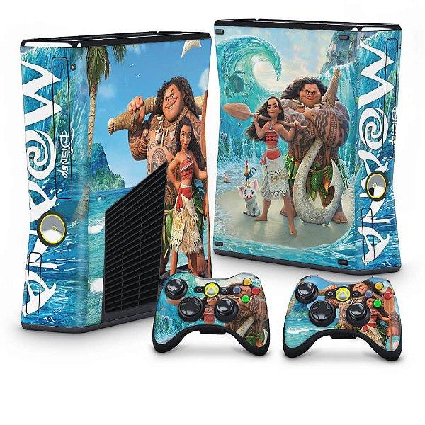 Xbox 360 Slim Skin - Moana