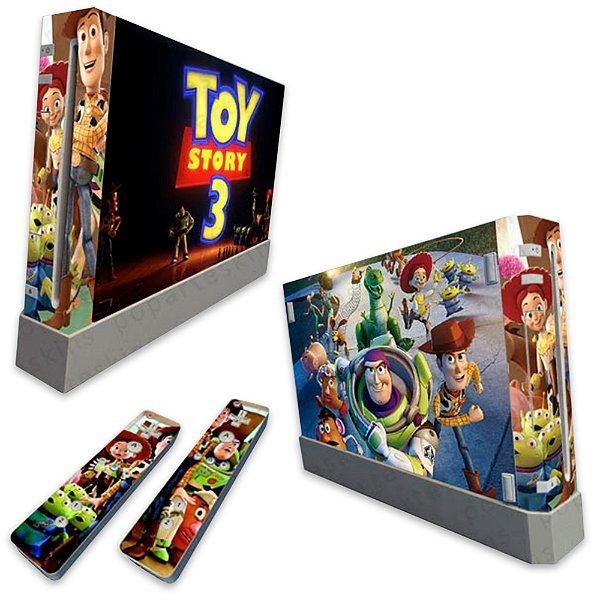 Skin Nintendo Wii - Toy Story