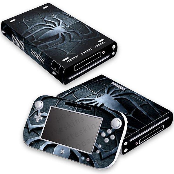 Nintendo Wii U Skin - Spider Man Homem Aranha #B