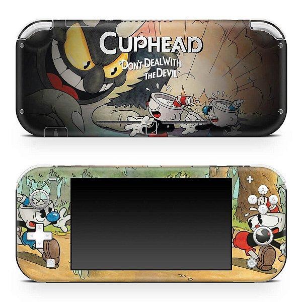 Nintendo Switch Lite Skin - Cuphead