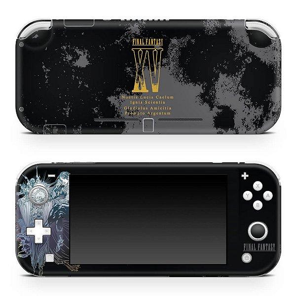 Nintendo Switch Lite Skin - Final Fantasy Xv