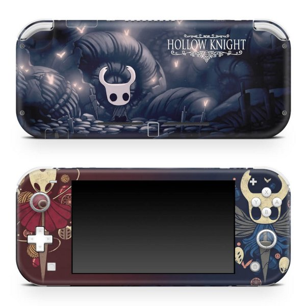 Nintendo Switch Lite Skin - Hollow Knight