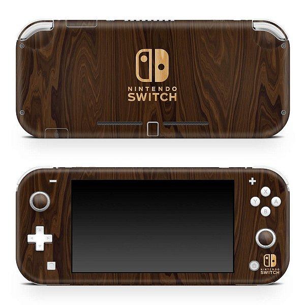 Nintendo Switch Lite Skin - Madeira