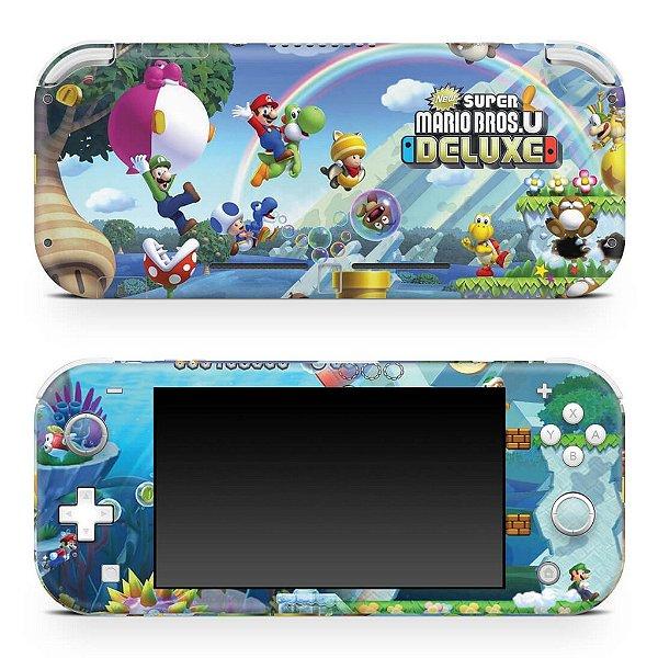 Nintendo Switch Lite Skin - New Super Mario Bros. U