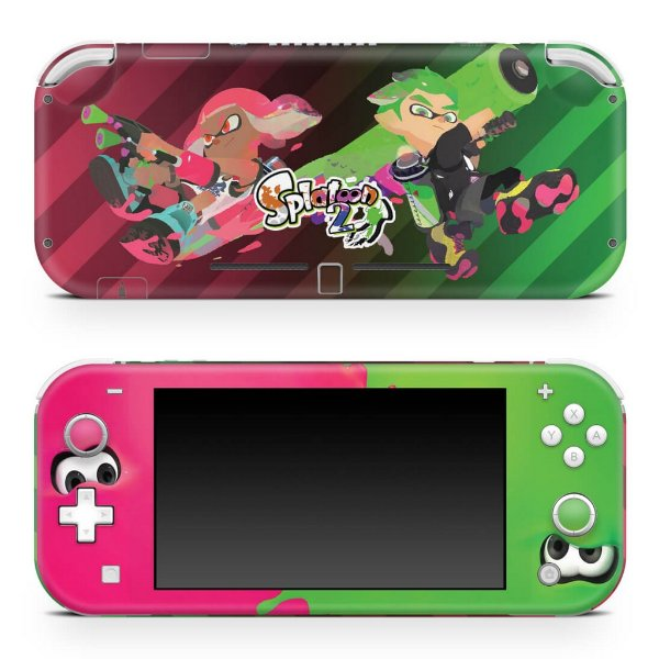 Nintendo Switch Lite Skin - Splatoon 2