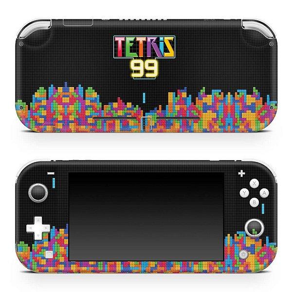 Nintendo Switch Lite Skin - Tetris 99