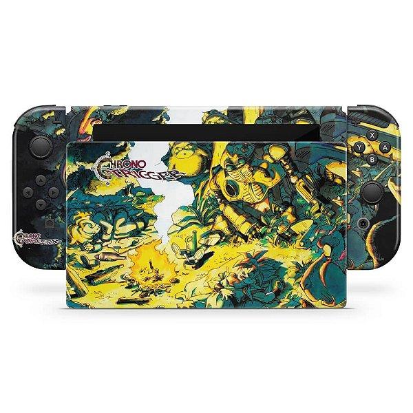 Nintendo Switch Skin - Chrono Trigger