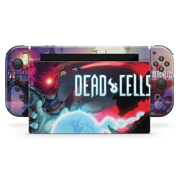 Nintendo Switch Skin - Dead Cells