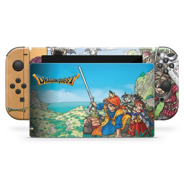 Nintendo Switch Skin - Dragon Quest